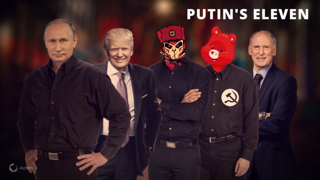 Nation State Hacker Teams Russian Putin's Eleven - Acreto IoT Security